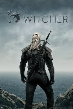 Plakat Wiedźmin (The Witcher) - Teaser