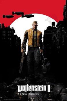 Plakát Wolfenstein 2