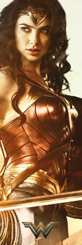Plakat  Wonder Woman - Sword