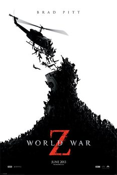 Plakát  WORLD WAR Z - teaser