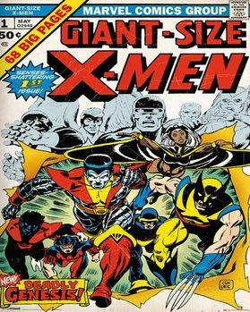 Plakat X-MEN - cover