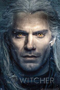 Plakát Zaklínač (The Witcher) - Close Up