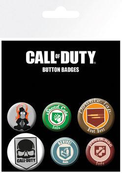 Plakietki zestaw Call Of Duty - mix B