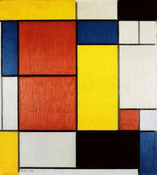 Slika na platnu Composition II