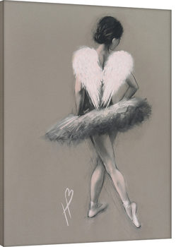 Slika na platnu Hazel Bowman - Angel Wings III