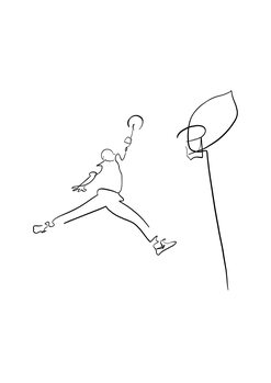 Slika na platnu Jordan