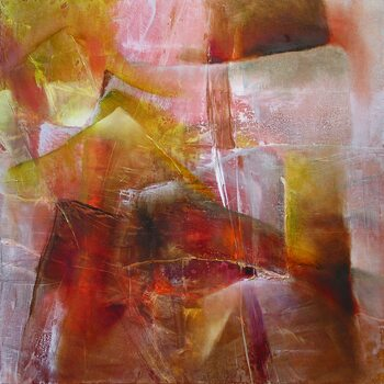 Slika na platnu playing with colours