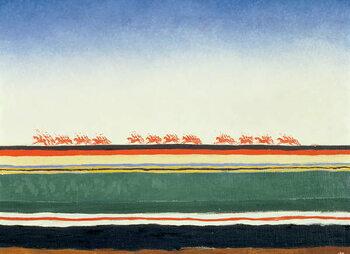 Slika na platnu Red Cavalry
