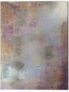 Slika na platnu Soozy Barker - Waterlily Silver