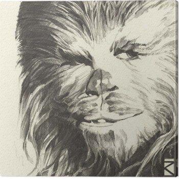 Slika na platnu Star Wars - Chewbacca