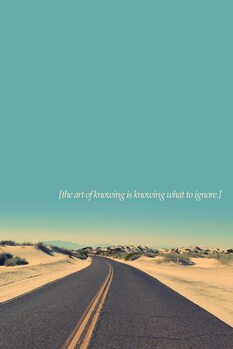 Slika na platnu The Art Of Knowing