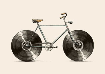 Slika na platnu Velophone