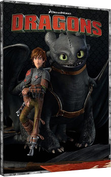 How to Train Your Dragon 2 - Portrait Platno