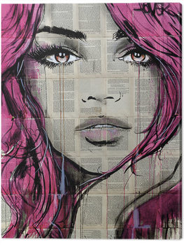 Loui Jover - Faythe Slika na platnu