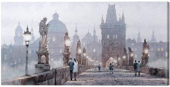 Richard Macneil - Charles Bridge Slika na platnu