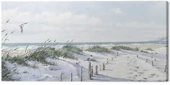Richard Macneil - Footpath to the Beach Slika na platnu