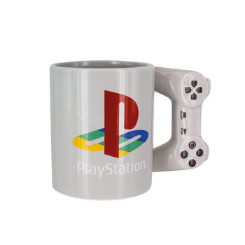 Taza Playstation - Controller