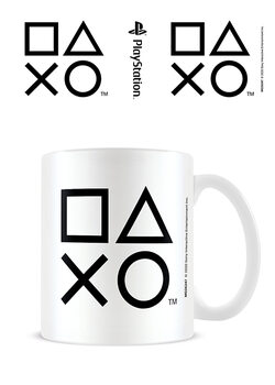 Tasse Playstation - Shapes