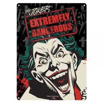 Plechová cedule  Batman - Joker