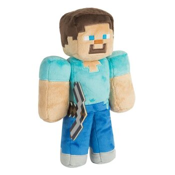 Plišasta figura Minecraft - Steve