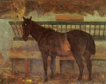Obraz na płótnie A Stud from the Town of Saintes, 1863