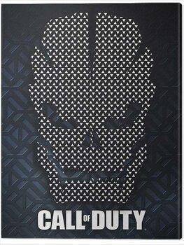 Obraz na płótnie Call of Duty - Scale Armor Skull
