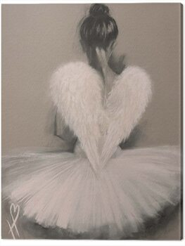 Obraz na płótnie Hazel Bowman - Angel Wings