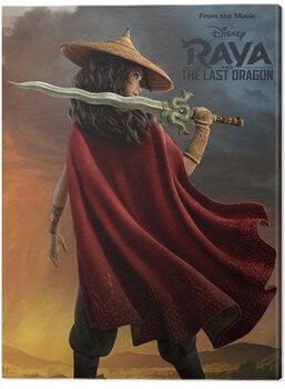 Obraz na płótnie Raya and the Last Dragon - Before the Storm
