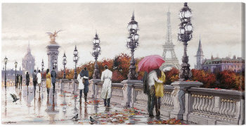 Obraz na płótnie Richard Macneil - Alexander Bridge