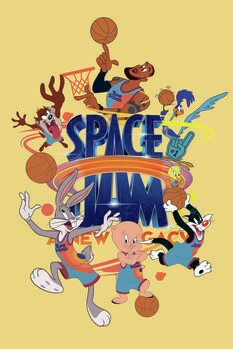 Obraz na płótnie Space Jam 2 - Tune Squad  2