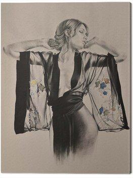Obraz na płótnie T. Good - Kimono