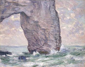 Obraz na płótnie The Manneporte seen from Below, 1883