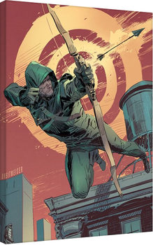 Arrow - Target Obraz na płótnie