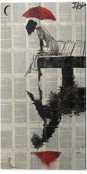 Loui Jover - Serene Days Obraz na płótnie