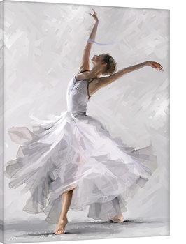 Richard Macneil - Dance of the Winter Solstice Obraz na płótnie