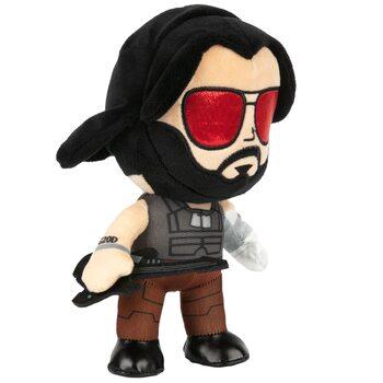 Plüss figura Cyberpunk 2077 - Johnny Silverhand