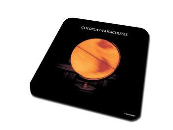 Coldplay – Parachutes Album Cover Podloga pod kozarec