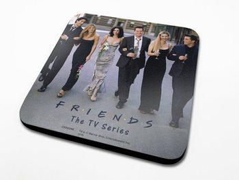 Friends - Cast Podloga pod kozarec