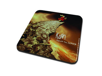 Korn -  Follow the leader Podloga za čašu