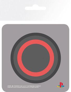 Playstation - Circle Podloga za čašu