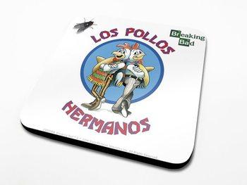 Podtácek Breaking Bad (Perníkový táta) - Los Pollos Hermanos
