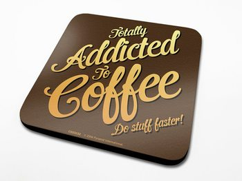 Podtácek Coffee Addict