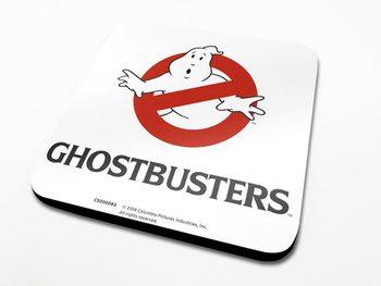 Podtácek Krotitelé duchů - Logo