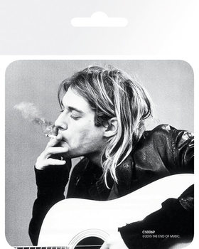 Podtácek Kurt Cobain - Smoking