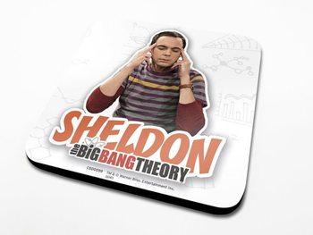 Podtácek The Big Bang Theory (Teorie velkého třesku) - Sheldon