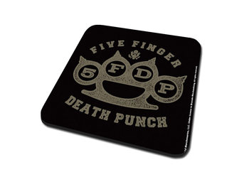 Podtácek  Five Finger Death Punch – Brass Knuckle