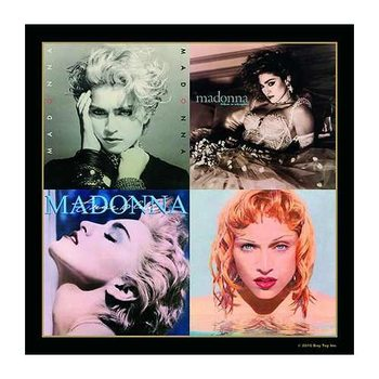 Podtácek  Madonna – Album Montage Inc Groove & Virgin