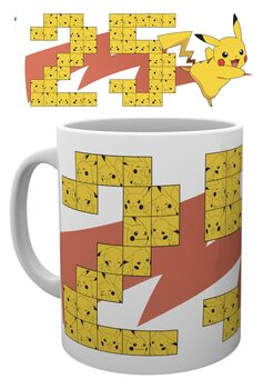 Becher Pokemon - 25
