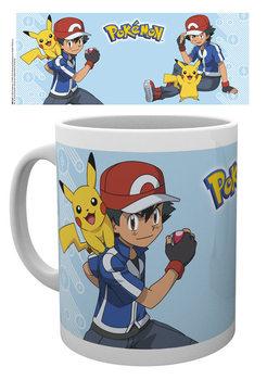 Šalice Pokémon - Ash
