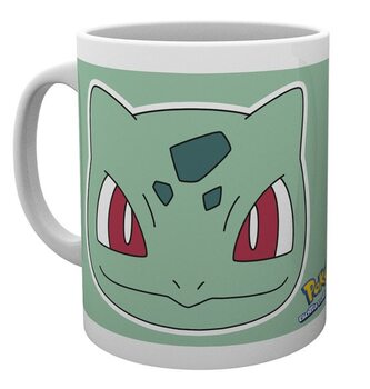 Mok Pokemon - Bulbasaur Face